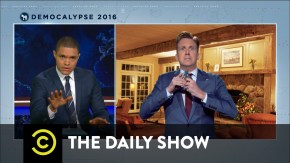 The Daily Show with Trevor Noah – Democalypse 2016 – The Post-Debate Exhilaration